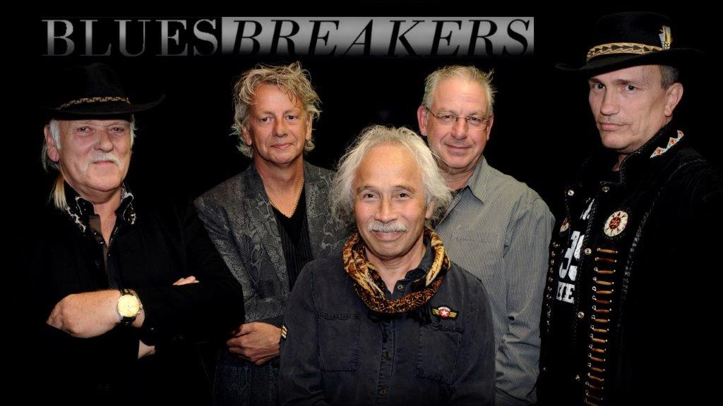 02 BluesBreakers Bandfoto 02 10 2018 10